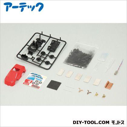アーテック 塩水で動く!?マグネシウム電池カー実験キット  完成サイズ:74×30×36mm 55784