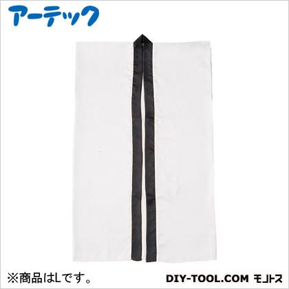 アーテック サテンロングハッピ 白 L(ハチマキ付)  660×1.1m、ハチマキ:1700×45mm 1152