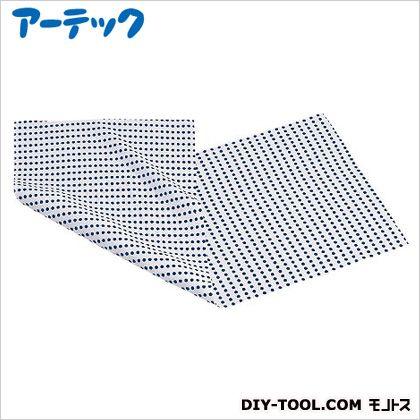 アーテック 豆しぼりてぬぐい 紺  巾320mm×1m 1215