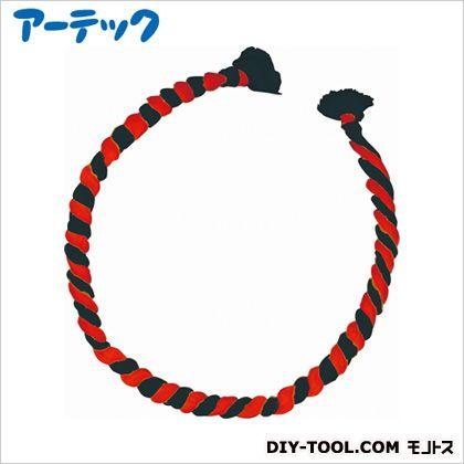 ねじりはちまき 赤/黒 (1473)