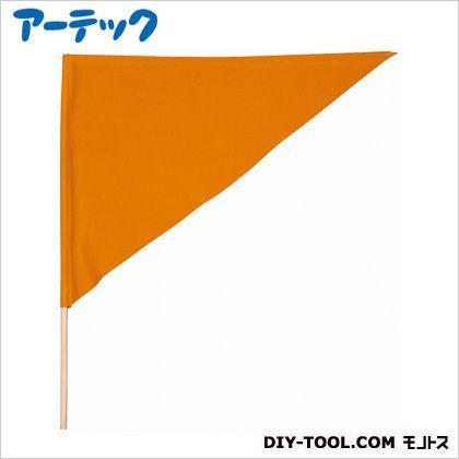 三角旗 オレンジ (1519)