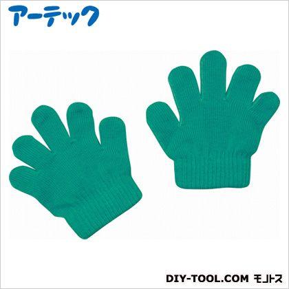 アーテック ミニのびのび手袋 緑   2113