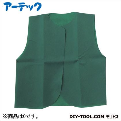 衣装ベースC ベスト 緑   2171