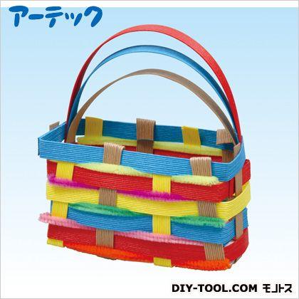 織る・編む・組む(紙バンド)   1081