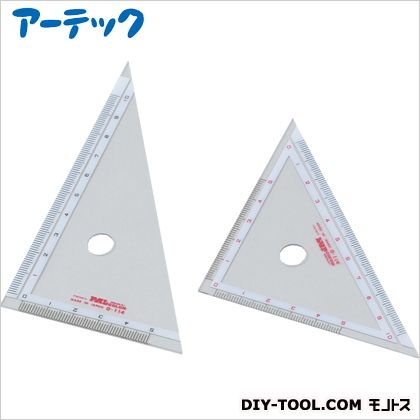アーテック 三角定規(10cm) (3321) 工作 学校教材