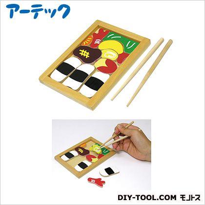 木製お弁当パズル(木製玩具)   7686
