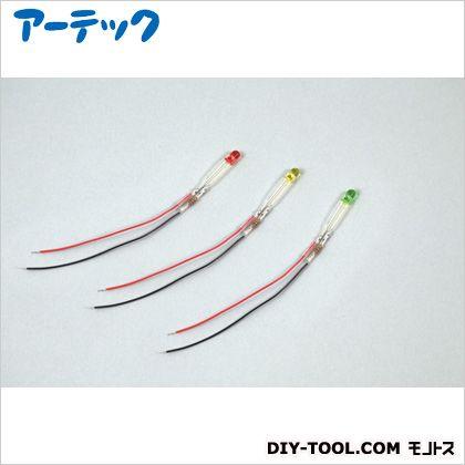 アーテック 実験用LED(黄)   8889