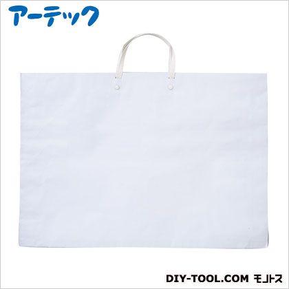 ●作品バッグ 紙製 白 (11146)