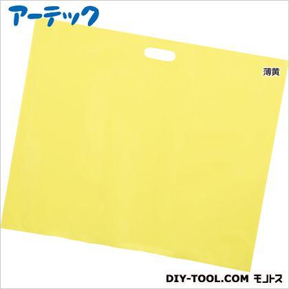 アーテック ●作品バックビニール製薄黄0.15X600X500mm   11278