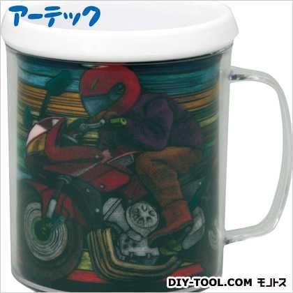 アーテック ポリエステル製アートガラス マグカップ   13553