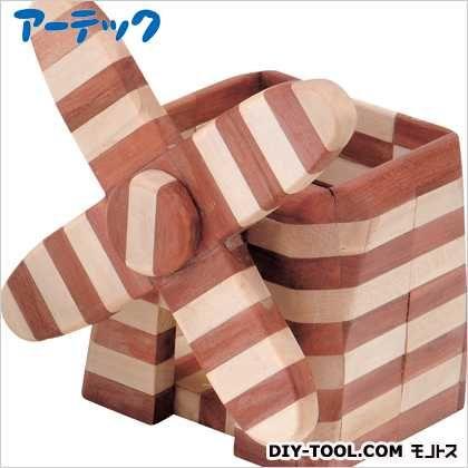 アーテック 寄木工芸 小   31399