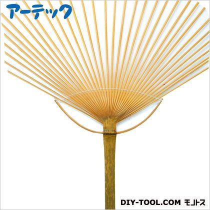 アーテック うちわ骨のみ A(竹製)   38090