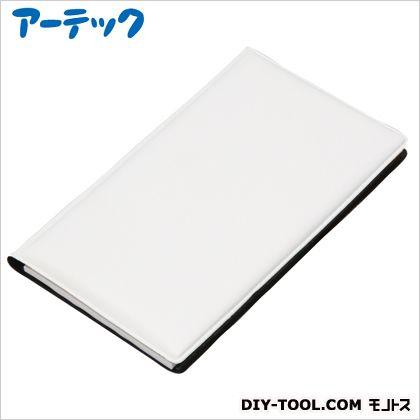 手帳型付箋セット 白 (76589)