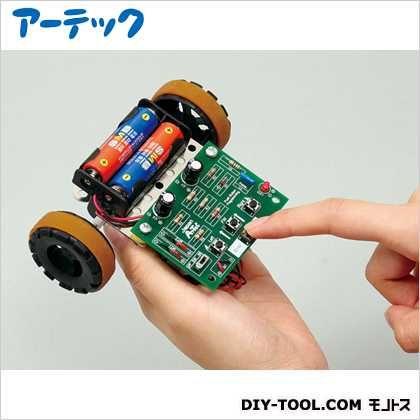 ボタン制御ロボ (93571)