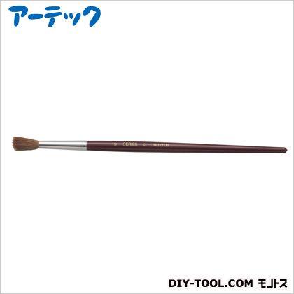 アーテック A&B 水彩画筆 C-12(ラウンド)馬毛軟毛   147035