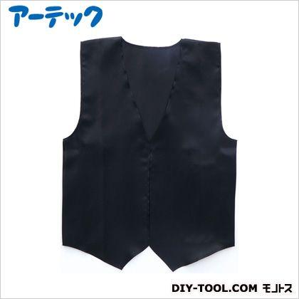 アーテック 衣装ベース サテンベスト 大 黒   2085