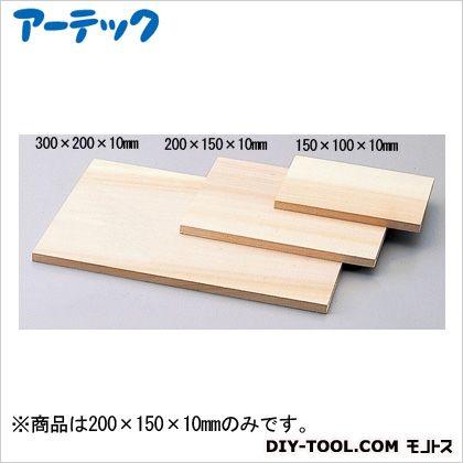 朴版木 B  200×150×10mm