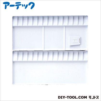ARTRIA 水彩アルミパレット No.430  303×137mm(L)