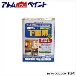 水性下塗剤エコ  4L