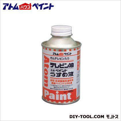 テレピン油(ガムテレピン入りペイントうすめ液)  120ML