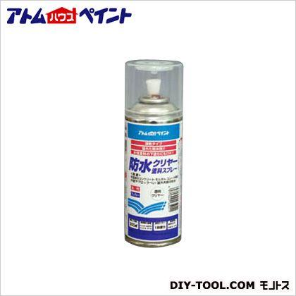 防水クリヤー塗料スプレー  300ML