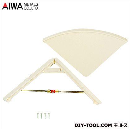 ツッパリ三角棚 アイボリー 210×295ミリ AP-045W