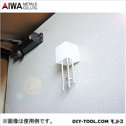 アイワ金属/AIWA キューブチャイム ホワイトドアベル   AP-010W