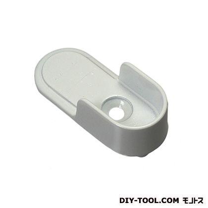 Uブラケット 5mm穴用 ホワイト (AP-1507W)