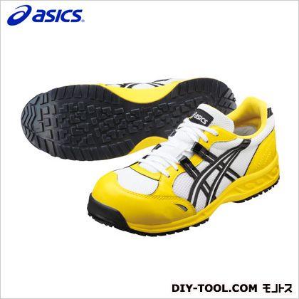作業用靴 ウィンジョブ33L 0190ホワイト×ブラック 25.5cm (FIS33L.0190 25.5)