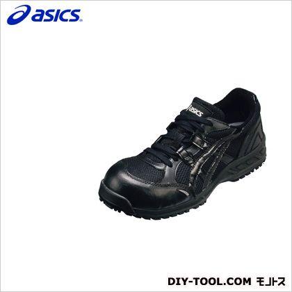 作業用靴 ウィンジョブ33L 9090ブラック×ブラック 26.5cm (FIS33L.9090 26.5)