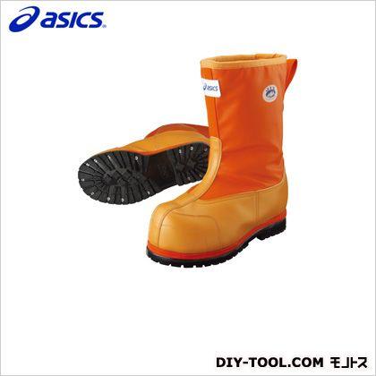 作業用防寒靴W-DX-IIオレンジ27.5cm 09オレンジ 27.5cm FPB001.09 27.5