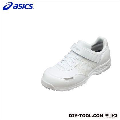 作業用靴ウィンジョブ51S 102ホワイト×ホワイト 24.5cm FIS51S.0101 24.5
