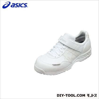 作業用靴ウィンジョブ51S 111ホワイト×ホワイト 30cm FIS51S.0101 30.0