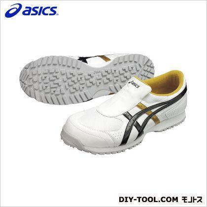 作業用靴 ウィンジョブ36S 0190ホワイト×ブラック 27cm FIS36S.0190 27.0
