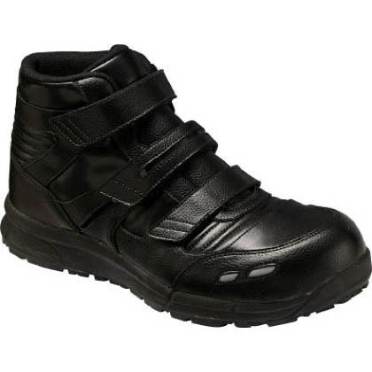 作業用靴 ウィンジョブ CP501 黒 (FCP501.90 22.5)