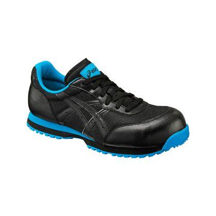 作業用靴 ウィンジョブ32L ブラック×オニキス  FIS32L.9099 27.0