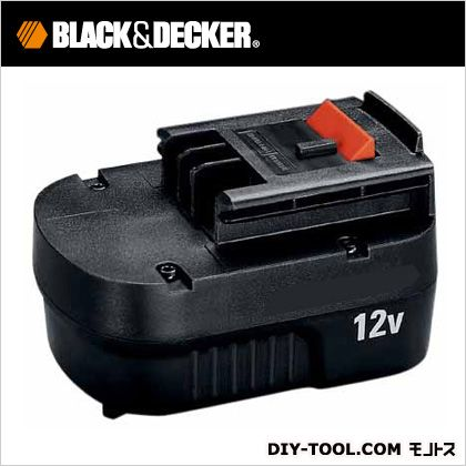 高容量 12Vスライド式バッテリーパック・電池パック (1.7ah)   A12EX