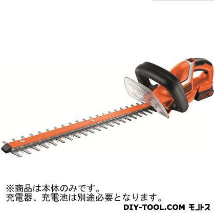 ヘッジトリマー(本体のみ) ブラック×オレンジ  GTC1850LBN-JP