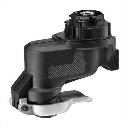 オシレーティングマルチツール(ヘッド単体) ブラック L115mm×W50mm×H85mm(単体) L200mm×W80mm×H280mm(本体込み) EOH183
