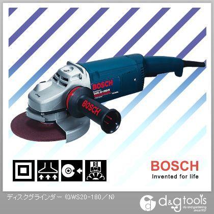 ディスクグラインダー (GWS20-180/N)