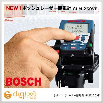 レーザー距離計 光学ファインダー内蔵 (キャリングバック付)   GLM250VF