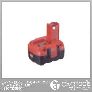 14.4Vバッテリー ニッケル水素HD 3.0Ah   2607335694