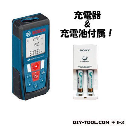レーザー距離計 キャリングバッグ・充電池・充電器付 (GLM7000J3)