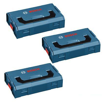 エルボックスミニ  D155×W266×H63mm(1個あたり) L-BOXX-MINI3 3 個セット