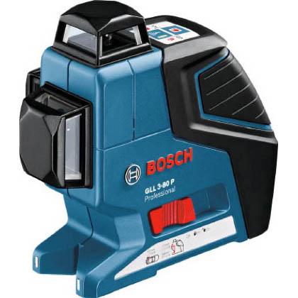レーザー墨出し器(受光器付)   GLL3-80PLR
