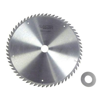 バクマ/BAKUMA チップソー タテ挽・ヨコ挽兼用  255×2.0×60P