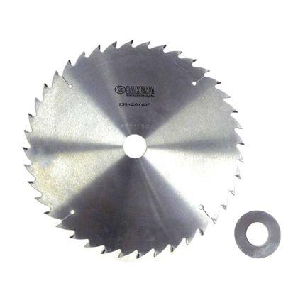 バクマ/BAKUMA チップソー タテ挽用  235×2.0×40P