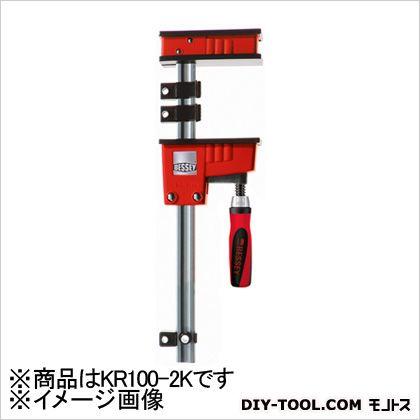 木工用クランプKR型開き1000mm   KR100-2K