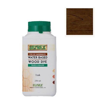 ウォーター・ベースド・ウッドダイ 水性ステイン剤 ブラウン・マホガニー 250ml 74001000622