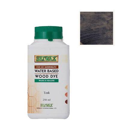 ウォーター・ベースド・ウッドダイ 水性ステイン剤 グレイ 250ml 74001000623